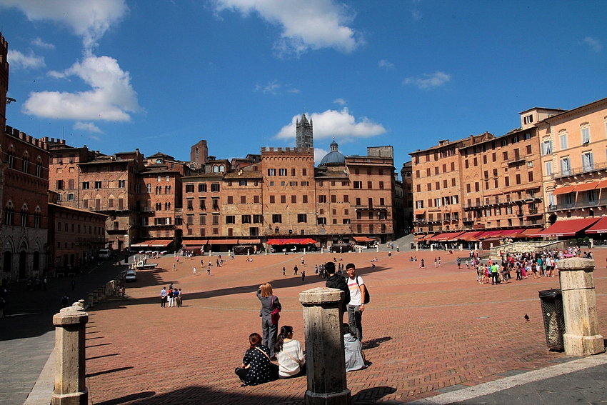 Piazza del Campo/Siena