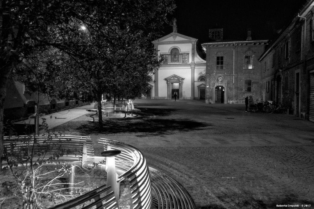 Piazza del Carrobiolo, Monza