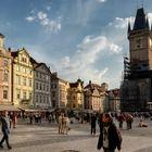 Piazza del municipio, Praga