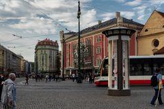 Piazza della Repubblica, Praga