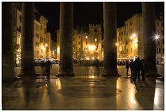 Piazza della Rotonda, oder....