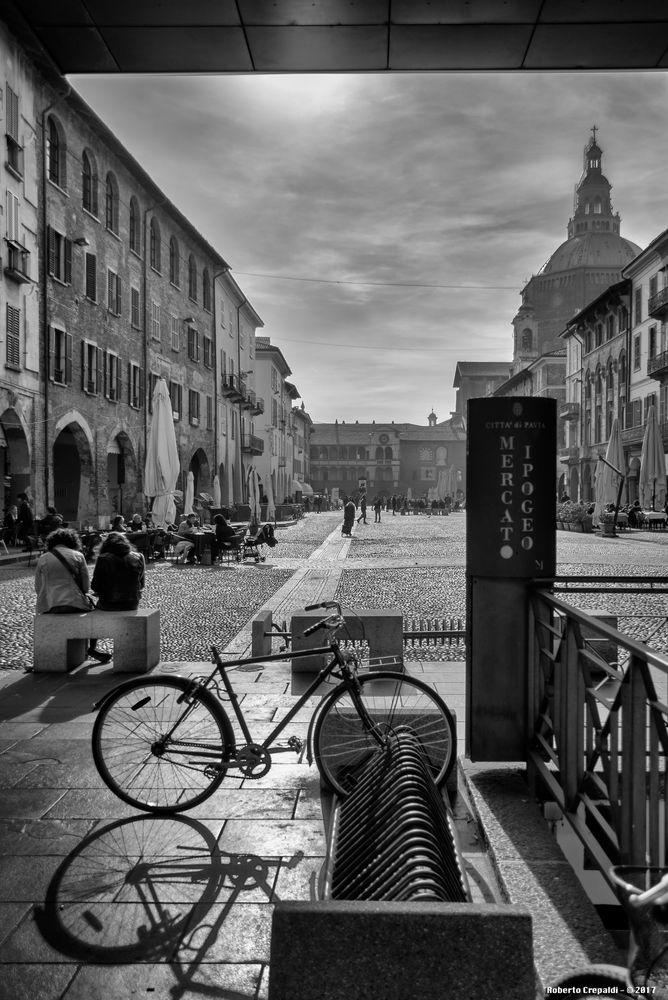 Piazza della Vittoria, Pavia