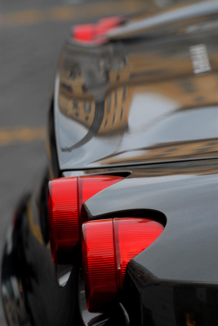 Piazza di Spagna ... su una Ferrari