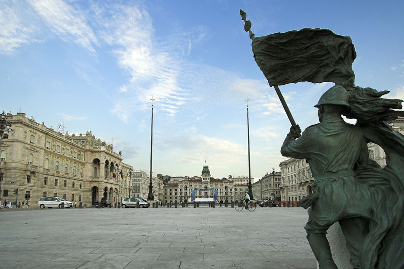 Piazza d'Unità, Trieste