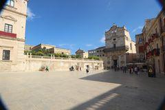 "Piazza Duomo di Ortigia "" Siracusa"""