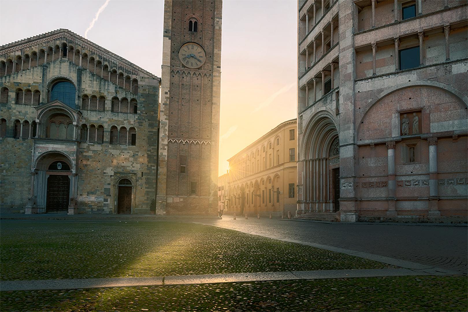 Piazza Duomo di Parma