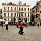 Piazza in Venezia