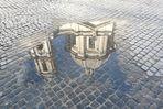 Piazza Navona - Dopo la pioggia