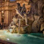 Piazza Navona- Fontana di Fiumi -