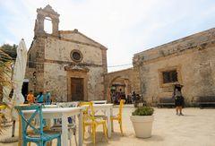 Piazza Regina Marherita, Marzamemi, Sicily