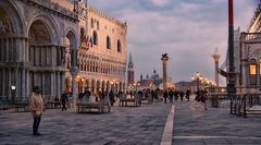 Piazza San Marco 1.11. 2020