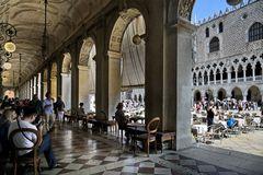 Piazza San Marco Caffe Florian