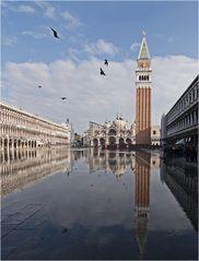 Piazza San Marco doppelt