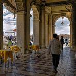 Piazza San Marco - un espresso per favore !!