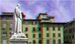 Piazza San Michele, Lucca (3D+MPO-Link+X-View-Link)