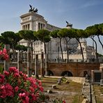 Piazza Venezia-Monumento Vittorio Emanuele II