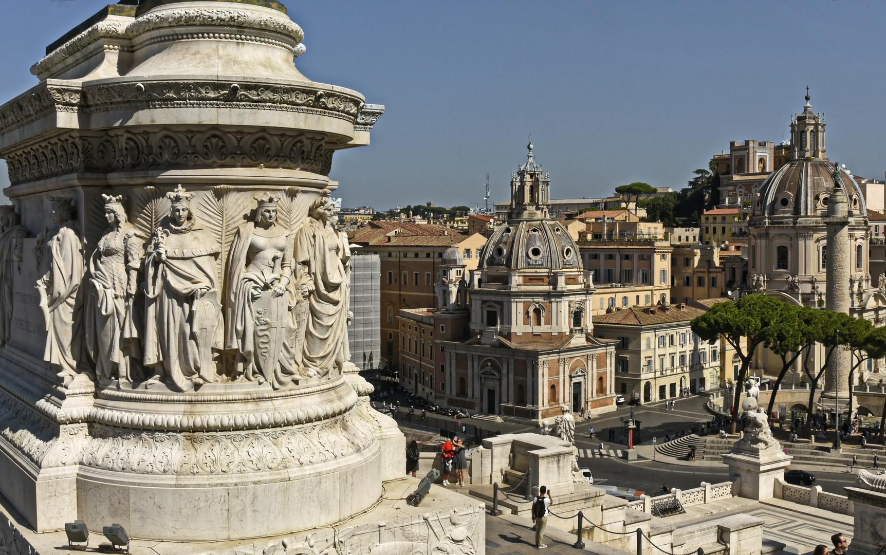Piazza Venezia - Roma -