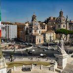 Piazza Venezia Roma- Monument für Vittorio Emanuele II