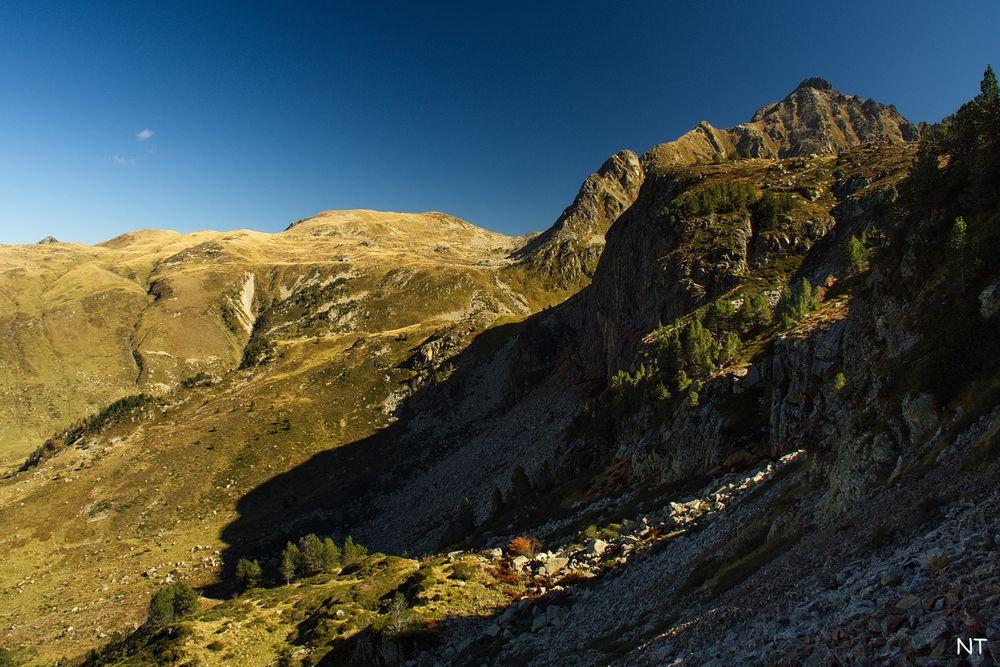 Pic du Rulhe (2783m).