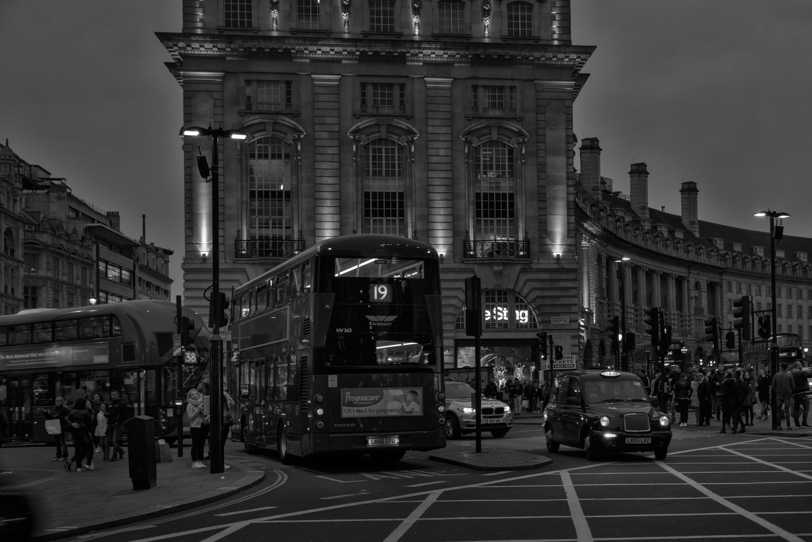 Picadilly Circus SW