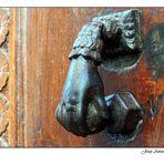 Picaporta III - Door handle III