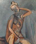 "Picasso im Hermitage ""Nude 1907"""