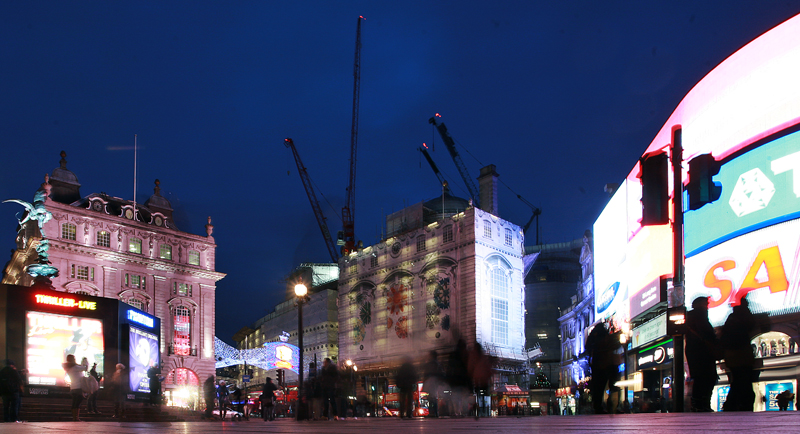 Piccadilly's Christmas