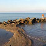 piccoli pescatori crescono