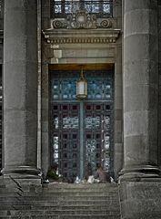 Picnic a las puertas de Palacio....