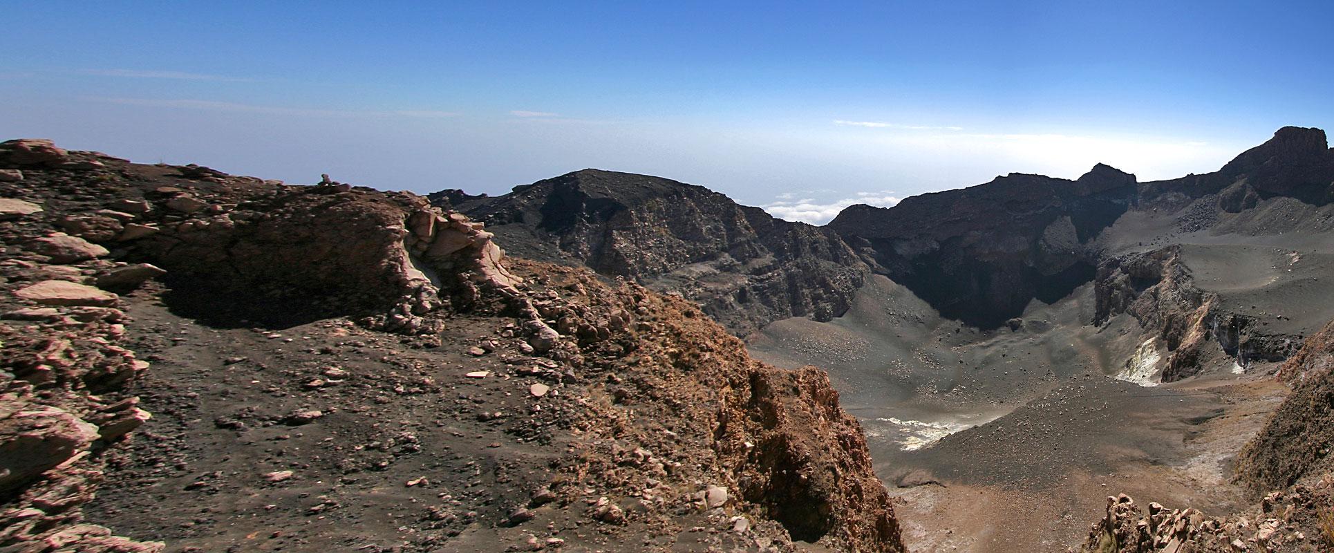 Pico de Fogo Crater