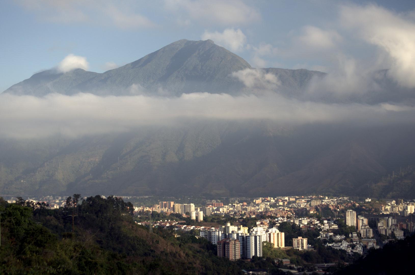Pico Oriental, Caracas. Venezuela