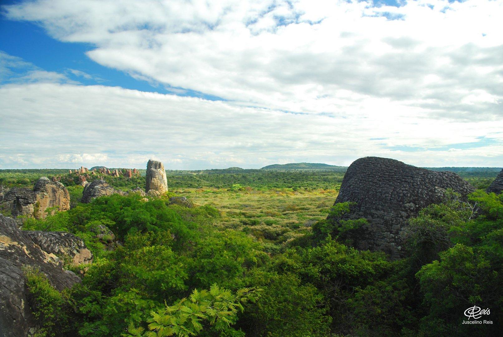 Picos dos André - Castelo do Piauí