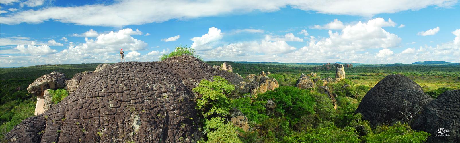 Picos dos André - Castelo do Piauí - Brasil