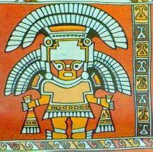 pictographic ucupe lambayeque peru