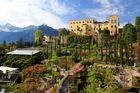 Picture postcard from merano