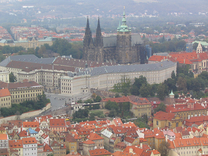 Picturesque scene of Praha/Prague