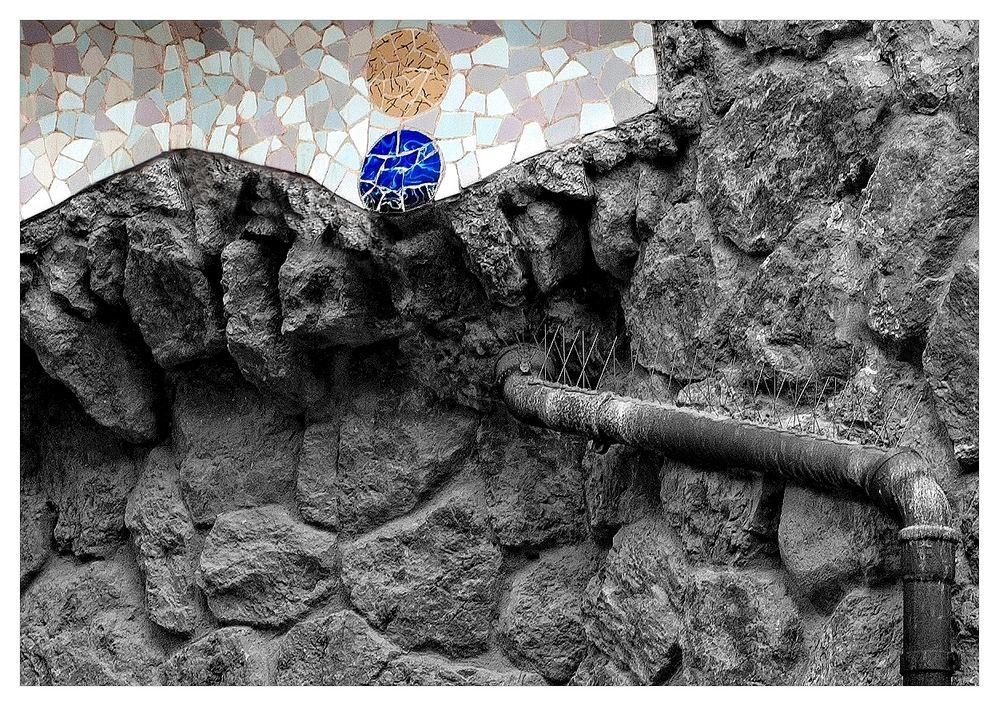 piece off Gaudi