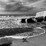 pied à terre ( au bord de mer )