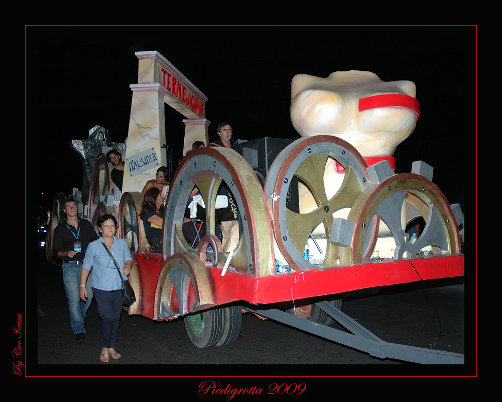 Piedigrotta 2009