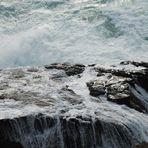 piedra y agua II