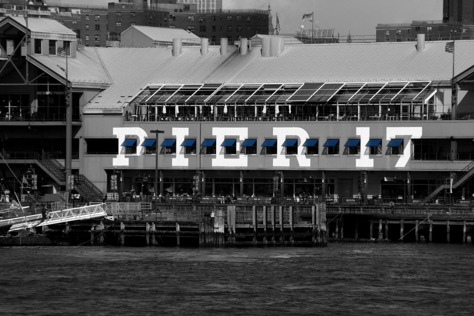 Pier 17 - New York