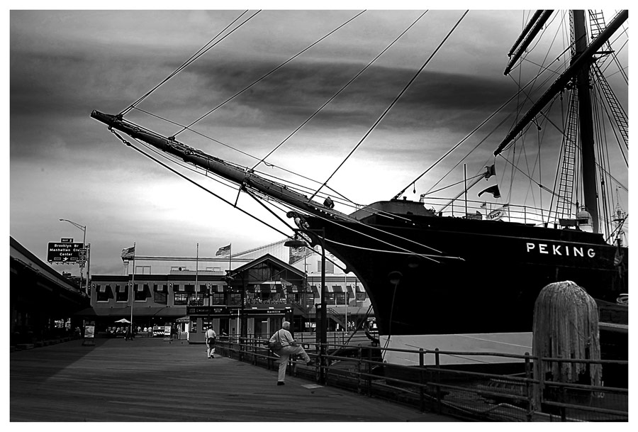 Pier 17 - N.Y.