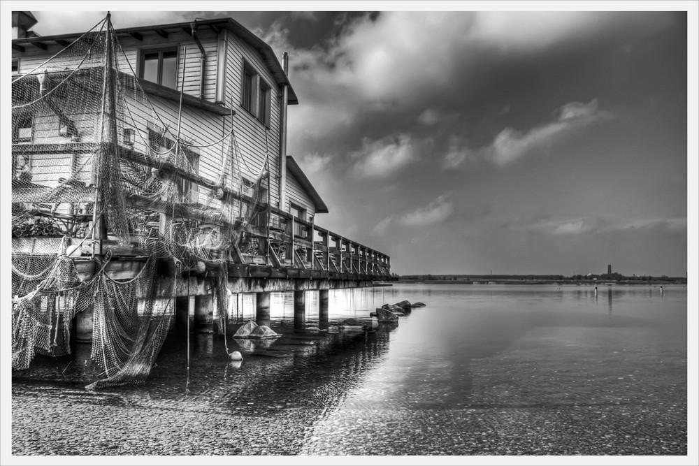 Pier am Cospudener See