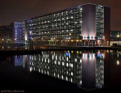 Pier Eins Innenhafen Duisburg