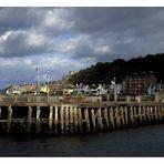 Pier, ... irgendwo nördlich von Glasgow