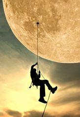 Pierrot alpiniste