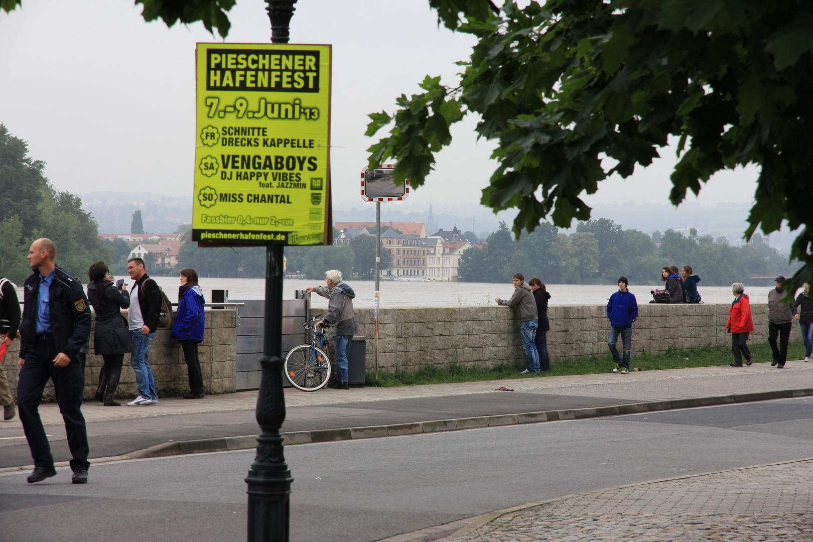 Pieschener Hafenfest...