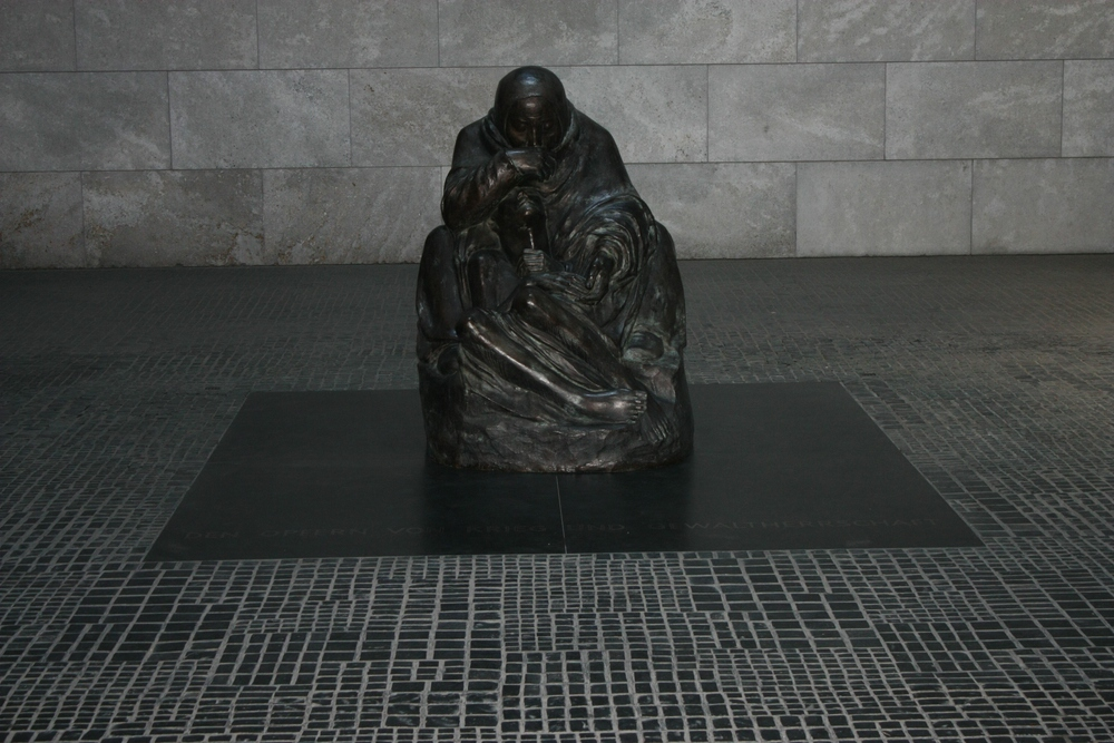 Pietà in Berlin
