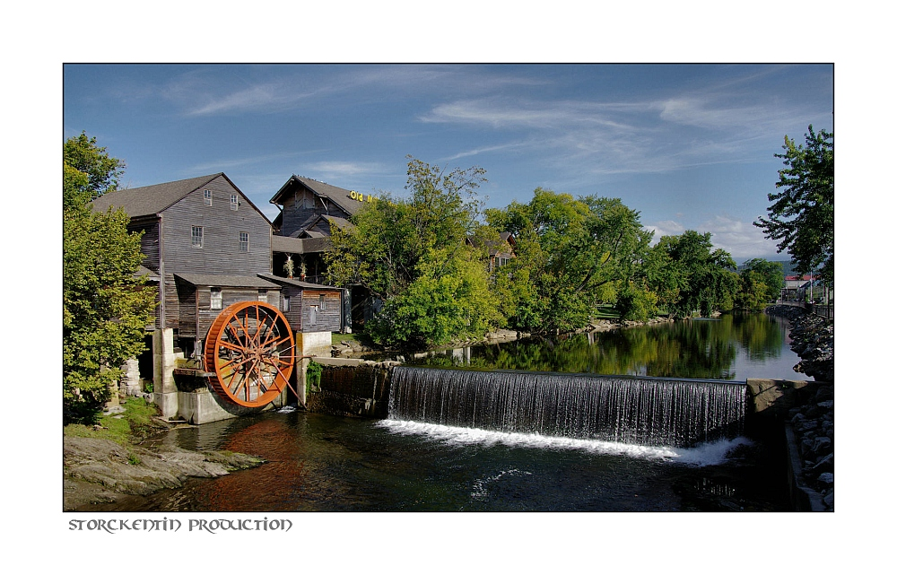 Pigeon Forge Mill