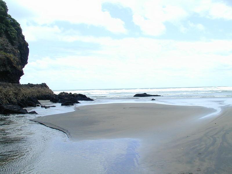 Piha Beach, Nähe Auckland